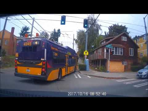Drivers of Seattle - Red Light Running