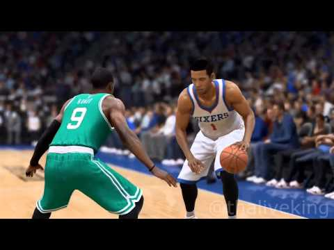 NBA Live 15: The Rebel Trailer With Mike Breen & Jeff Van Gundy (In Game Footage)