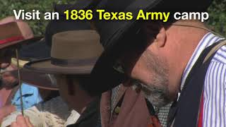 <b>Texas Independence Day</b> Celebration at Washington-on-the-Brazos ...