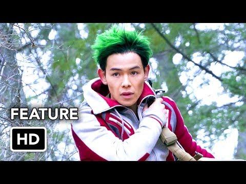 """Titans (DC Universe) """"Beast Boy"""" Featurette HD"""