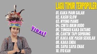 Download KUMPULAN LAGU SANZA SOLEMAN, ONA HETHARUA Dan LAGU TIMUR TERPOPULER 2020 (Full Album)