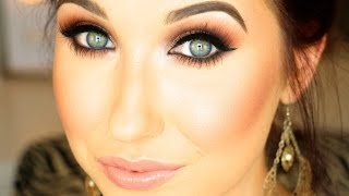My Go To Smokey Eye | Jaclyn Hill