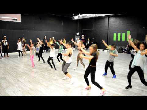 Ariana Grande - Problem   Sierra Neudeck   Choreographer -- Matt Steffanina