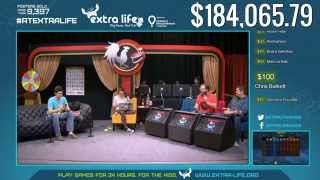 Rooster Teeth Extra Life 2015 Stream Hour 8