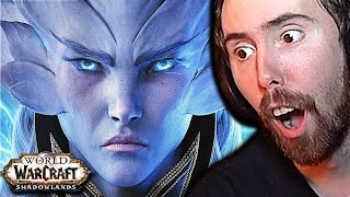 Asmongold Reacts to ALL Shadowlands CINEMATICS in Chronological Order | World of Warcraft