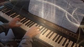 Words (Bee Gees ). Piano et arrangements: André Caron
