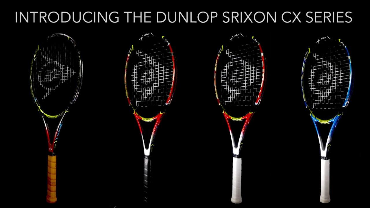 Dunlop Srixon CX Series - YouTube