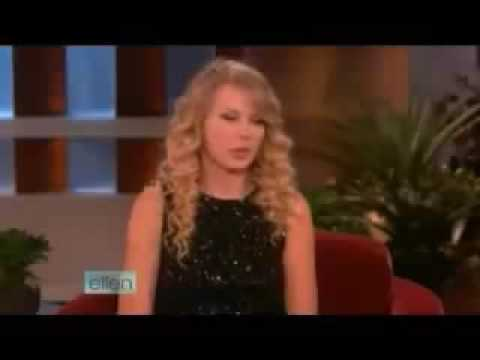 Joe Jonas response to Taylor Swift on Ellen