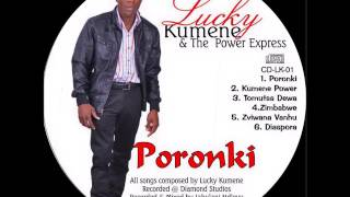 Lucky Kumene & The Power Express    Diaspora