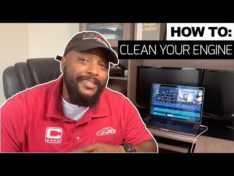 How to PROPERLY CLEAN your Engine Bay | #CleanEngine #SuperCleanYourEngineBay