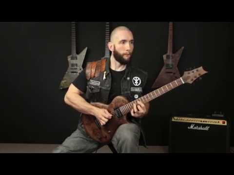 Steiner Kraus Guitars | Apollo Single Cut Guitar