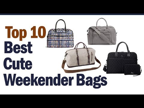 cute-weekender-bags-2019-||-top-10-cute-weekender-bags