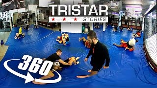 Experience Tristar Gym in 360 Degrees | Tristar Stories in 4K
