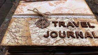 Rubber Dance Design Team Tutorial - Travel Journal