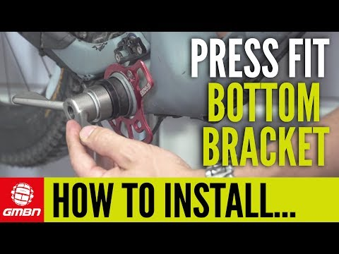 How To Service And Install A Press Fit MTB Bottom Bracket | Mountain Bike Maintenance