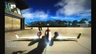 Just Cause 2 multiplayer mod in action