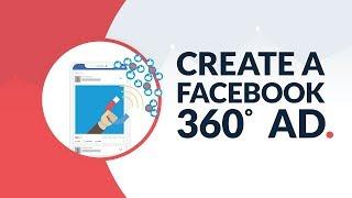 إنشاء Facebook 360 درجة Facebook Ad