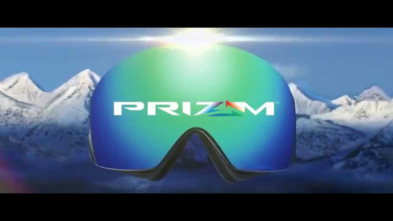 oakley prizm goggle lenses  Oakley Goggles - Prizm Technology - YouTube
