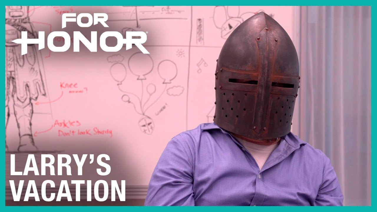 For Honor: Larry's Vacation Event Trailer