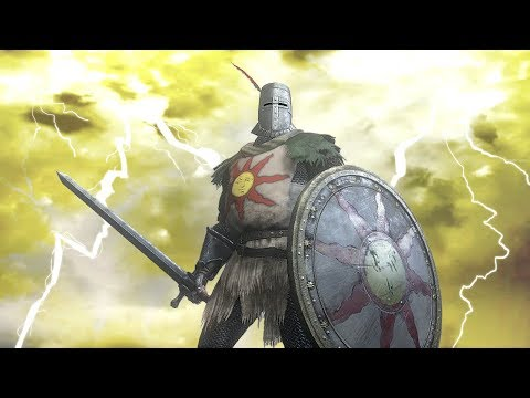 Dark Souls 3 PvP - Super Charged Solaire