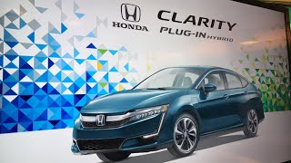 Live 2018 Honda Clarity Plug-in Hybrid Press Briefing: More Than Anything You Ever Wanted To Know