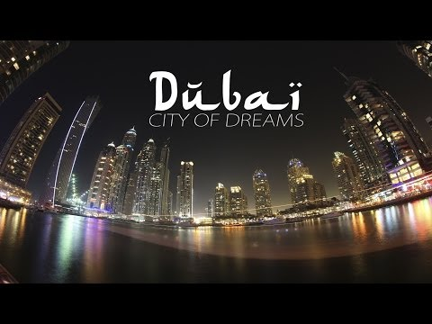 DUBAI - City of Dreams 2014 - Trailer