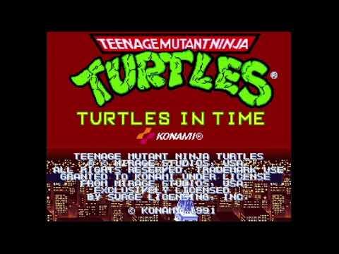 Arcade1Up: Teenage Mutant Ninja Turtles: Turtles in Time™ Arcade Machine Bundle - Video