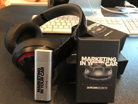 Russell Brunson I Get NOW My FREE MP3-Player Marketing In Your Car