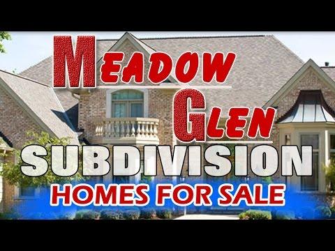 Meadow Glen House For Sale Near Meadow Glens Elementary School
