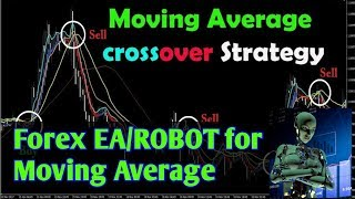 Moving Average cross Forex Robot / EA and strategies. Best Robot for Forex Trader