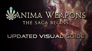Final Fantasy XIV: Updated Anima Relic Guide for Stormblood