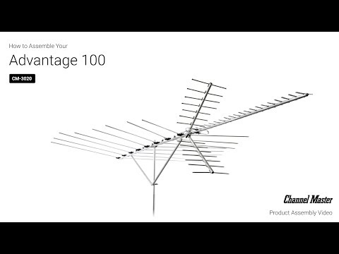 channel master wiring diagram deep fringe advantage digital hdtv outdoor tv antenna channel  digital hdtv outdoor tv antenna