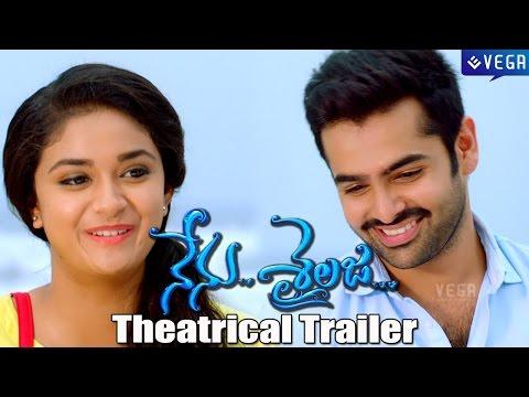 Nenu Sailaja Movie Theatrical Trailer   Ram, Keerthi Suresh   Latest Telugu Movie