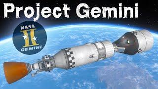 KSP: Recreating Project Gemini! Space Race Speedrun
