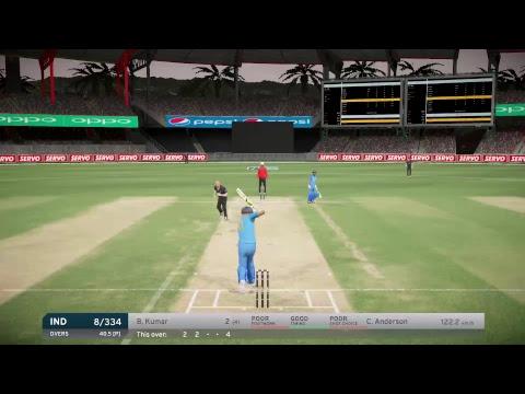 India vs New Zealand -ODI