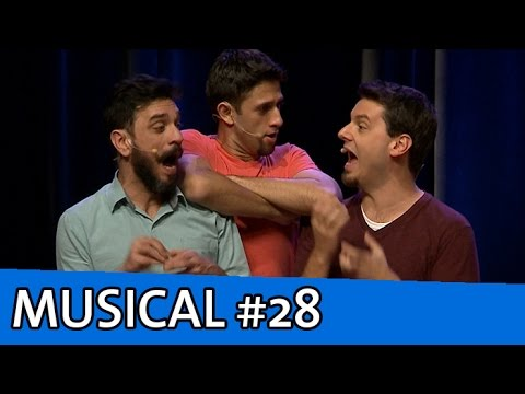 IMPROVÁVEL - MUSICAL IMPROVÁVEL #28