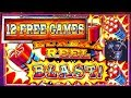 💥EUREKA BLAST💥12 FREE GAMES JACKPOT! The Big Jackpot at Lodge Casino | The Big Jackpot