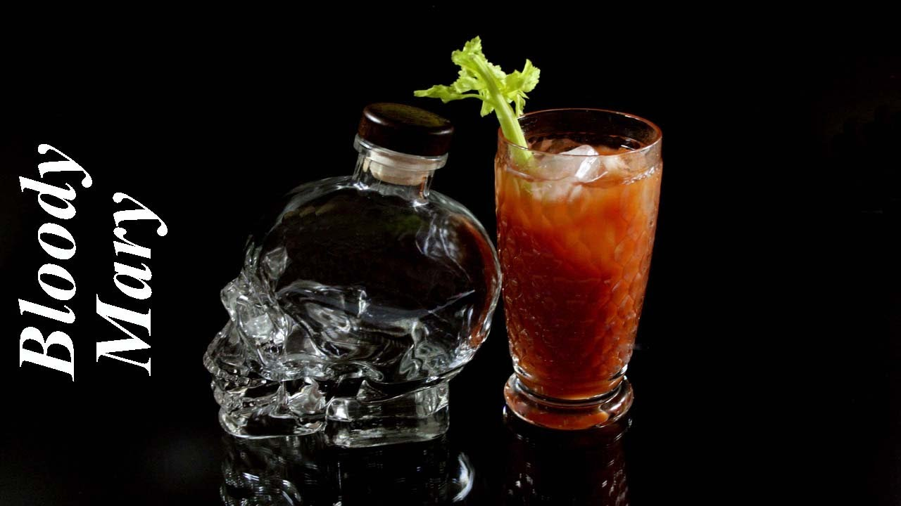 Como hacer el popular coctel bloody mary youtube for Coctel bloody mary