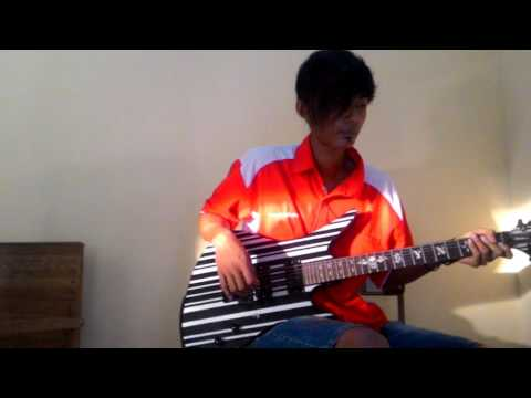 S.N.P Indonesia Rock gitar cover