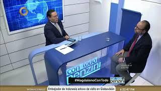 John Magdaleno: Las relaciones entre EEUU y Venezuela están estancándose (Parte 2 de 5)