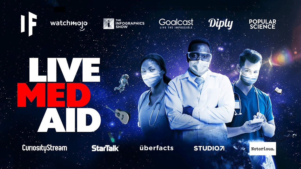 Earth, Wind & Fire To Perform On LIVE MED AID Global Science ...