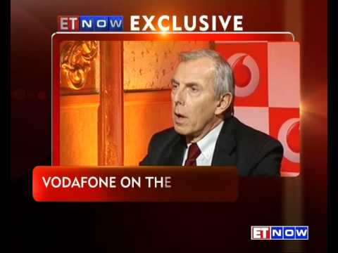 ET NOW EXCLUSIVE: In Conversation With Vodafone India CEO Marten Pieters