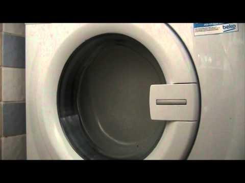 Beko 6kg 1000 rpm A+ WMP 601 W Washing Machine doing an Extra Spin