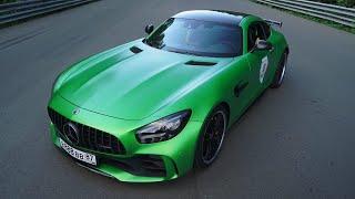 1100 л.с. Mercedes-AMG GT R. Зеленый дьявол
