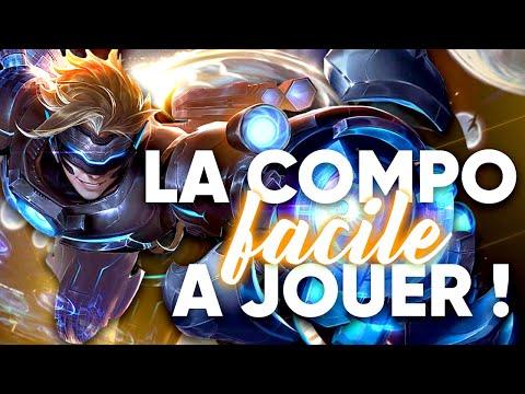 LA COMPO OP FACILE A JOUER | TFT Guide | Teamfight Tactics Set 3 Galaxies | LoL