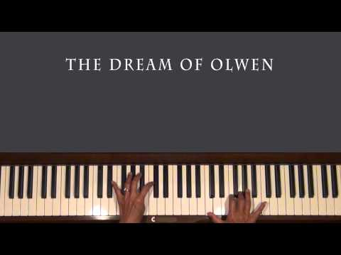 Charles Williams The Dream of Olwen Piano Tutorial