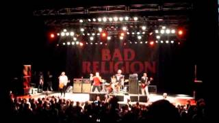 Bad Religion 'The past is dead' Tilburg 013 '13
