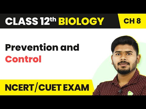 Prevention and Control – Drug and Alcohol Abuse |Human Health and Disease | NEET| Class 12th Biology