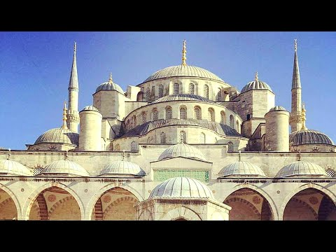 Beautiful Istanbul Turkey & Sultan Ahmed Mosque!