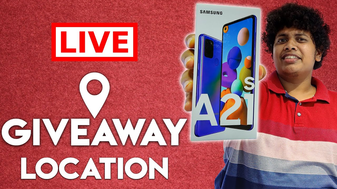 Giveaway Location 🔥 | Irfan's View